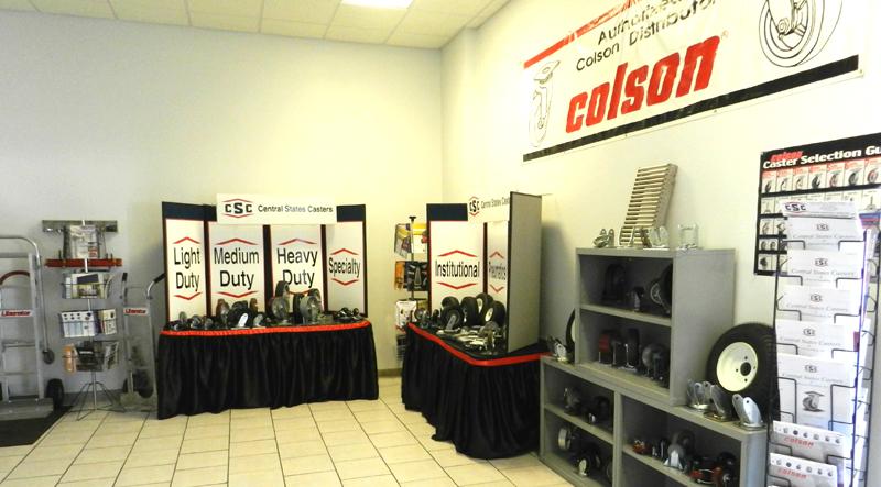 Caster Supplier US