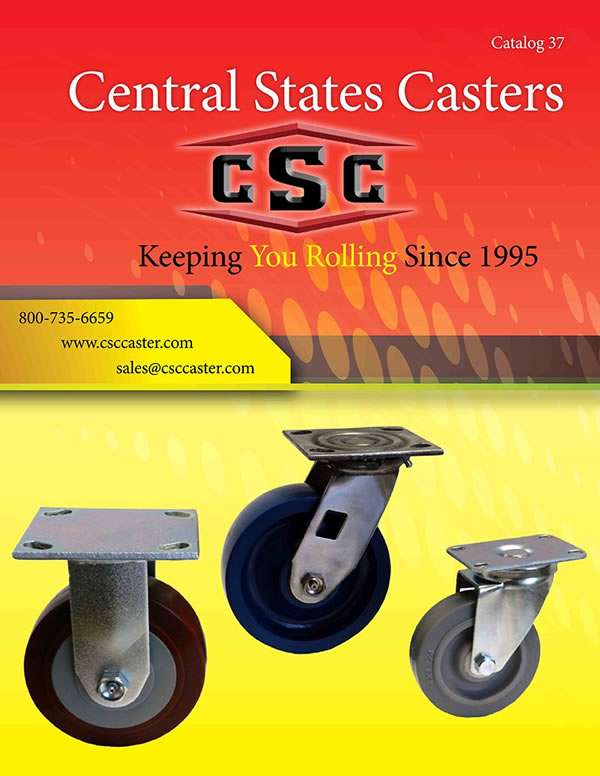 Caster and Wheel Supplier
