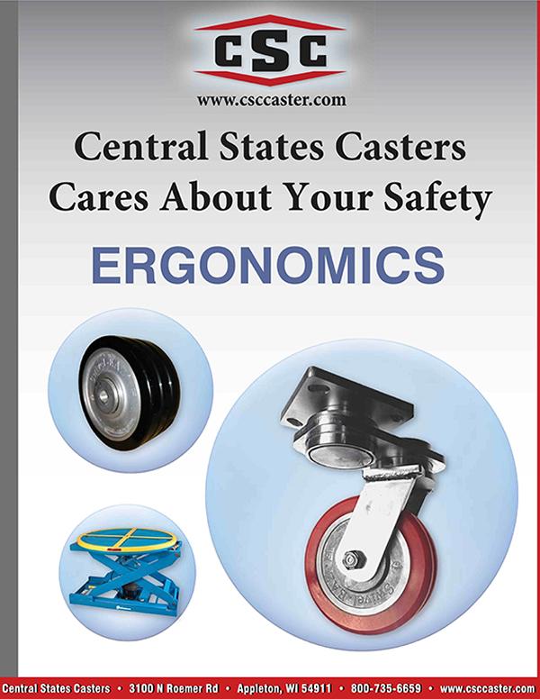 Ergonomic Casters