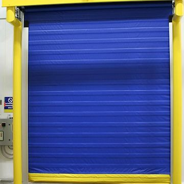 Chill / Freeze Roll-up Doors