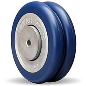 Dual Wheel - Swivel-EAZ Wheels
