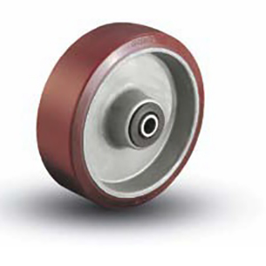 Polyurethane on Aluminum Wheels